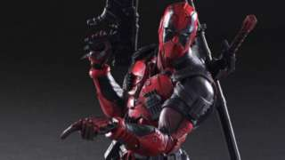 Deadpool Play Arts Kai Variant