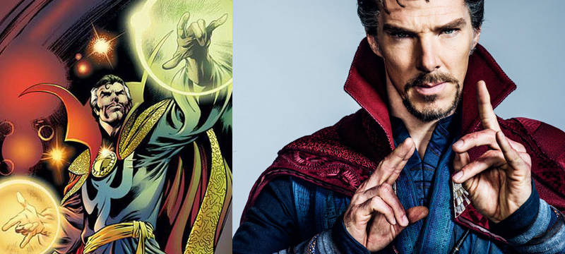 All The Doctor Strange Easter Eggs We Spotted
