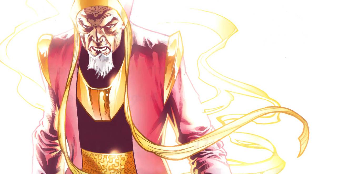 Doctor Strange: Who Is The Ancient One