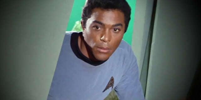 Don Marshall Star Trek