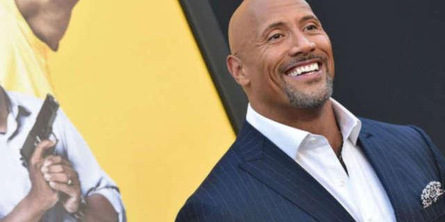 Dwayne 'The Rock' Johnson Responds to Fan's Sweet Promposal