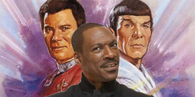 Eddie Murphy Star Trek IV