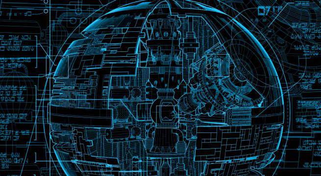 Empire Magazine Reveals Death StarThemed Rogue One A Star Wars - Death star blueprints