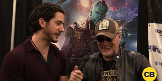 Exclusive Interview: Michael Rooker screen capture