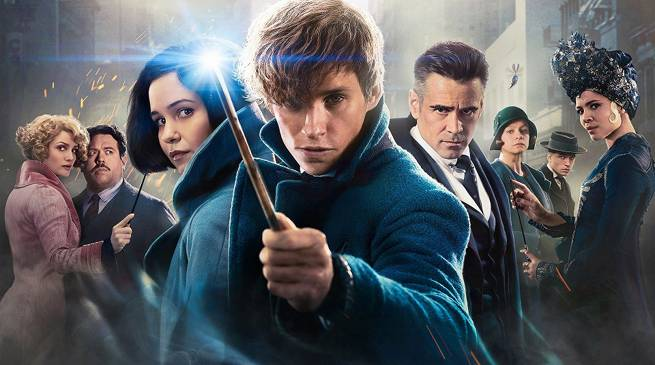 Fantastic Beasts and Where to Find Them movie Reviews