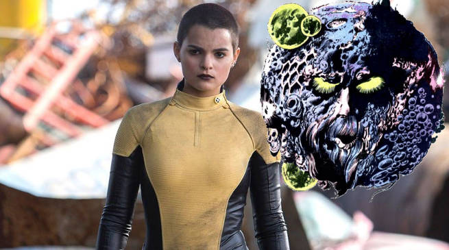 Fox Marvel Deadpool Guardians Galaxy 2 Negasonic Ego Living Planet