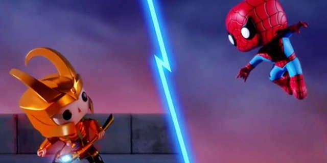 Funko Marvel Heroes Animated Short