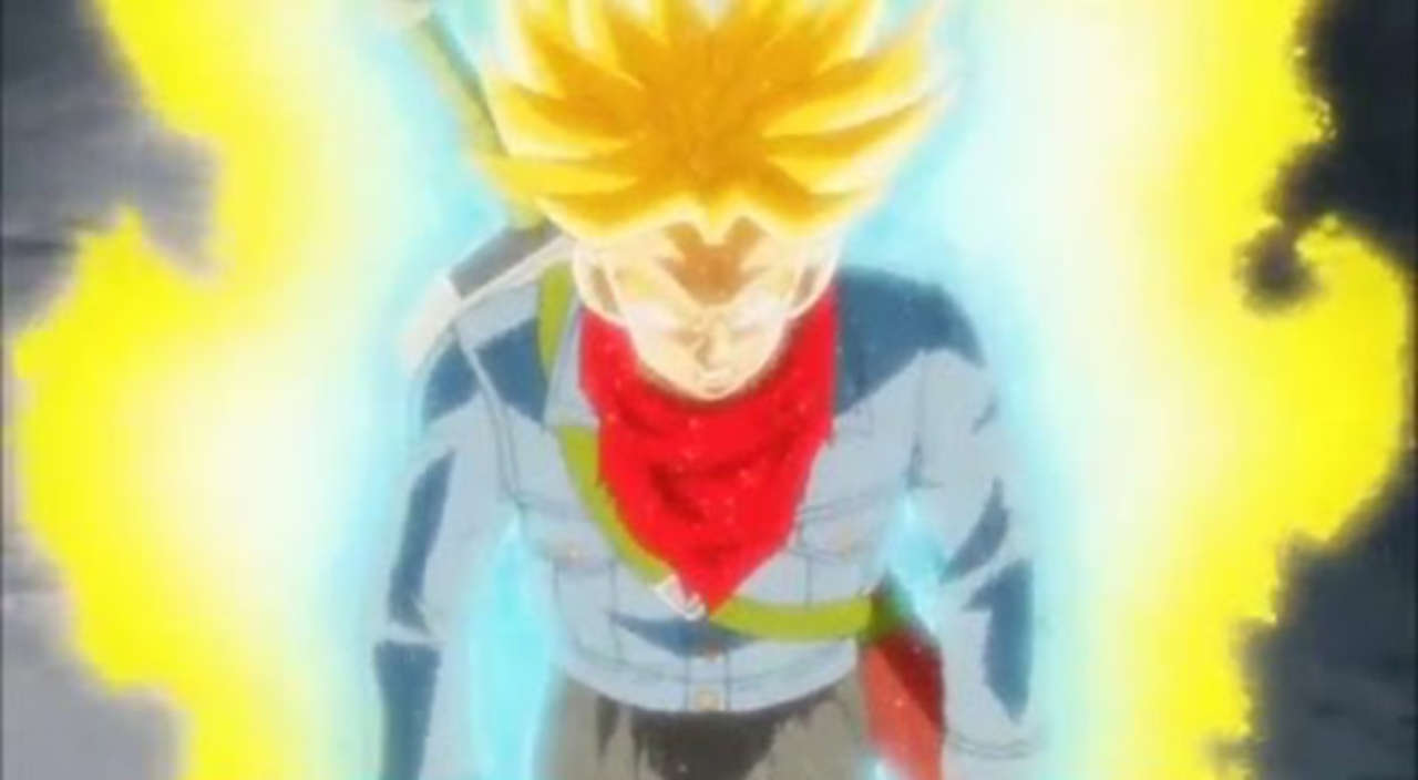 Legendary Super Saiyan Trunks | www.pixshark.com - Images ...