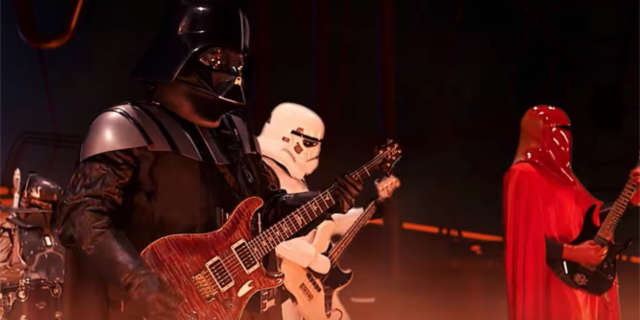 Star Wars Metal Band Galactic Empire Releasing Debut Album