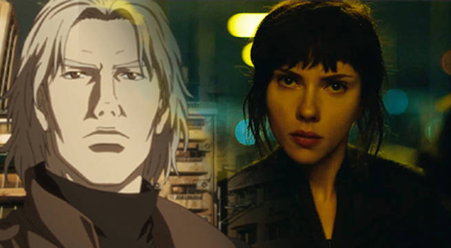 Ghost In The Shell Kuze