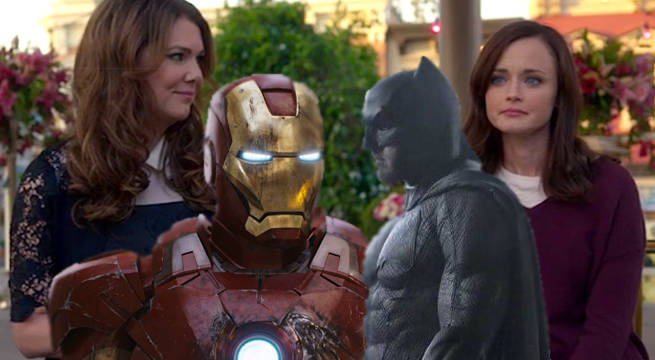 Gilmore Girls: A Year In The Life Pokes Fun At DC, Marvel Films