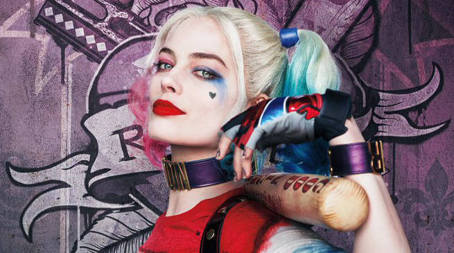 Margot Robbie Wins People's Choice Awards 2017 For Favorite Action Movie Actress