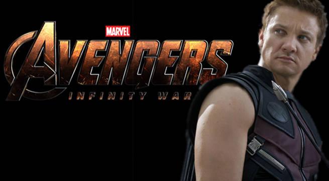 Jeremy Renner Jokes Hawkeye Dies For Avengers: Infinity War
