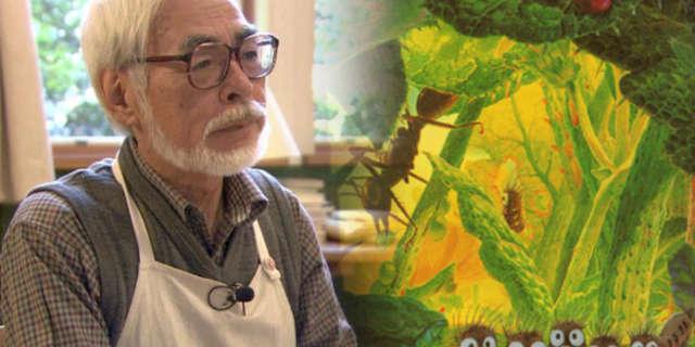 С днем рождения! Хаяо Миядзаки исполнилось 76 лет!