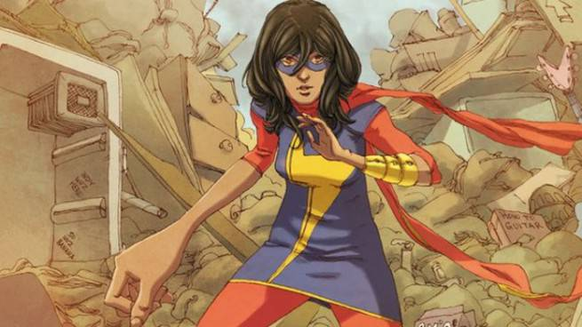 Inhumans - Ms Marvel