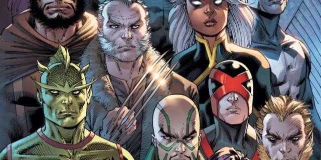 Inhumans vs X-Men Liefeld
