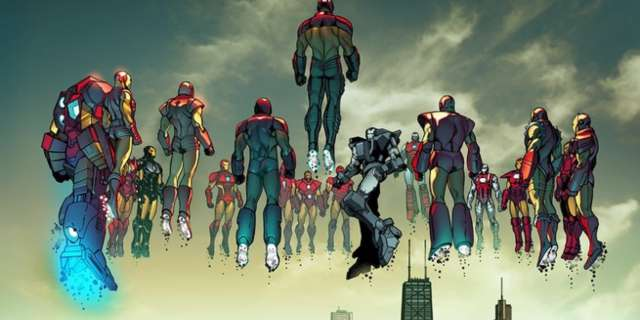 Invincible Iron Man 2 Preview 1