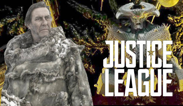 We Finally Know Who's Playing Steppenwolf, the Villain in Justice League