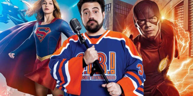 Kevin Smith Flash Supergirl