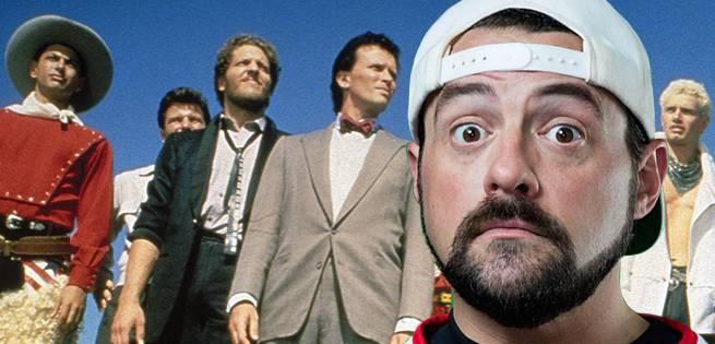 Kevin Smith Walks Away from Buckaroo Banzai TV Series After MGM Sues Creators