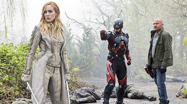 Legends of Tomorrow Best Characters