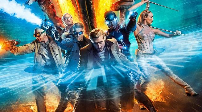 Legends of Tomorrow moving from Thursday to Tuesday