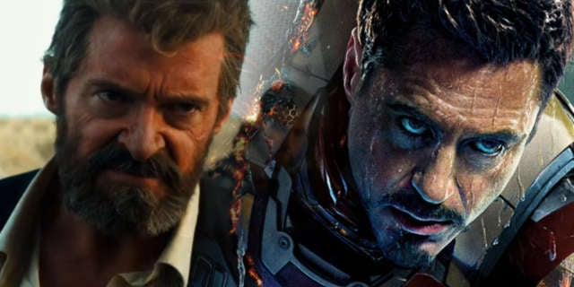 Logan Iron Man Mashup Trailer Header
