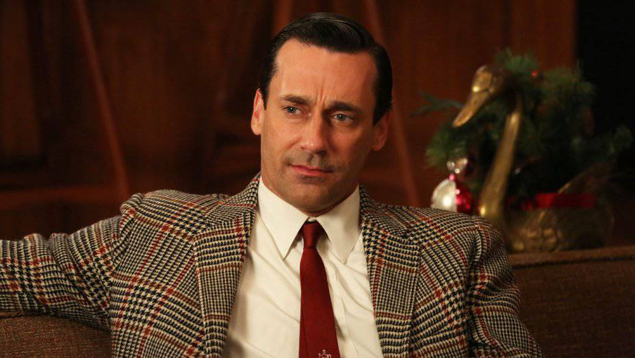 Mad Men Jon Hamm a l