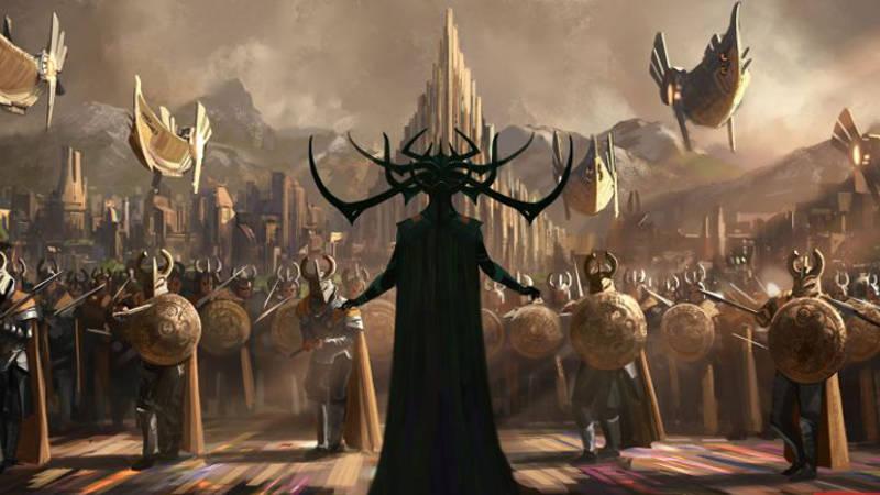 Marvel Cinematic Universe Infinity Stones - Soul Stone Hela Thor Ragnarok