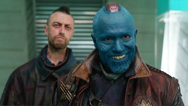 Guardians Of The Galaxy Vol. 2: Michael Rooker Talks About Yondu's Cut Scenes
