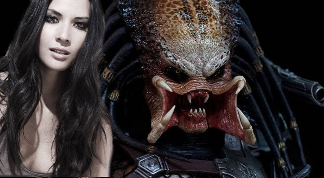 The Predator Cast Adds Olivia Munn and Boyd Holbrook
