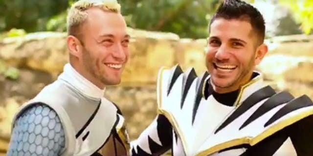 Power Rangers Cosplay Proposal