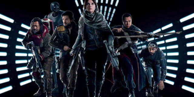 Rogue One Star Wars Story Sells Hundres Thousands Presale Tickets