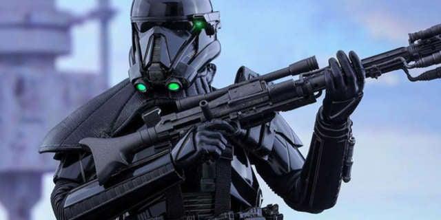 RogueOne Death Trooper HT Figure Header