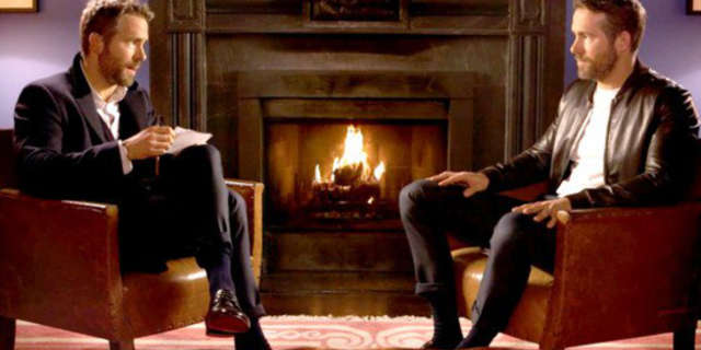 Ryan Reynolds Interviewed by twin Gordon GQ Man of the Year 2016