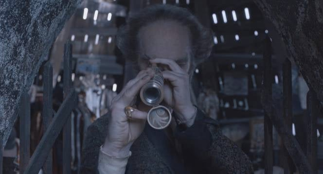 First Look At Neil Patrick Harris In A Series Of Unfortunate Events Teaser