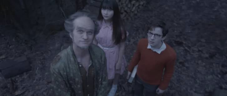 First Full Trailer For A Series Of Unfortunate Events Released
