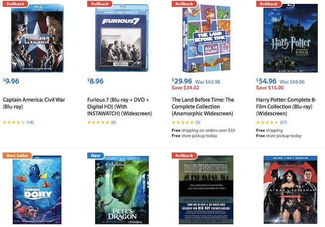 The Walking Dead, iZombie, and More Among Walmart's Deeply Discounted Black Friday DVDs