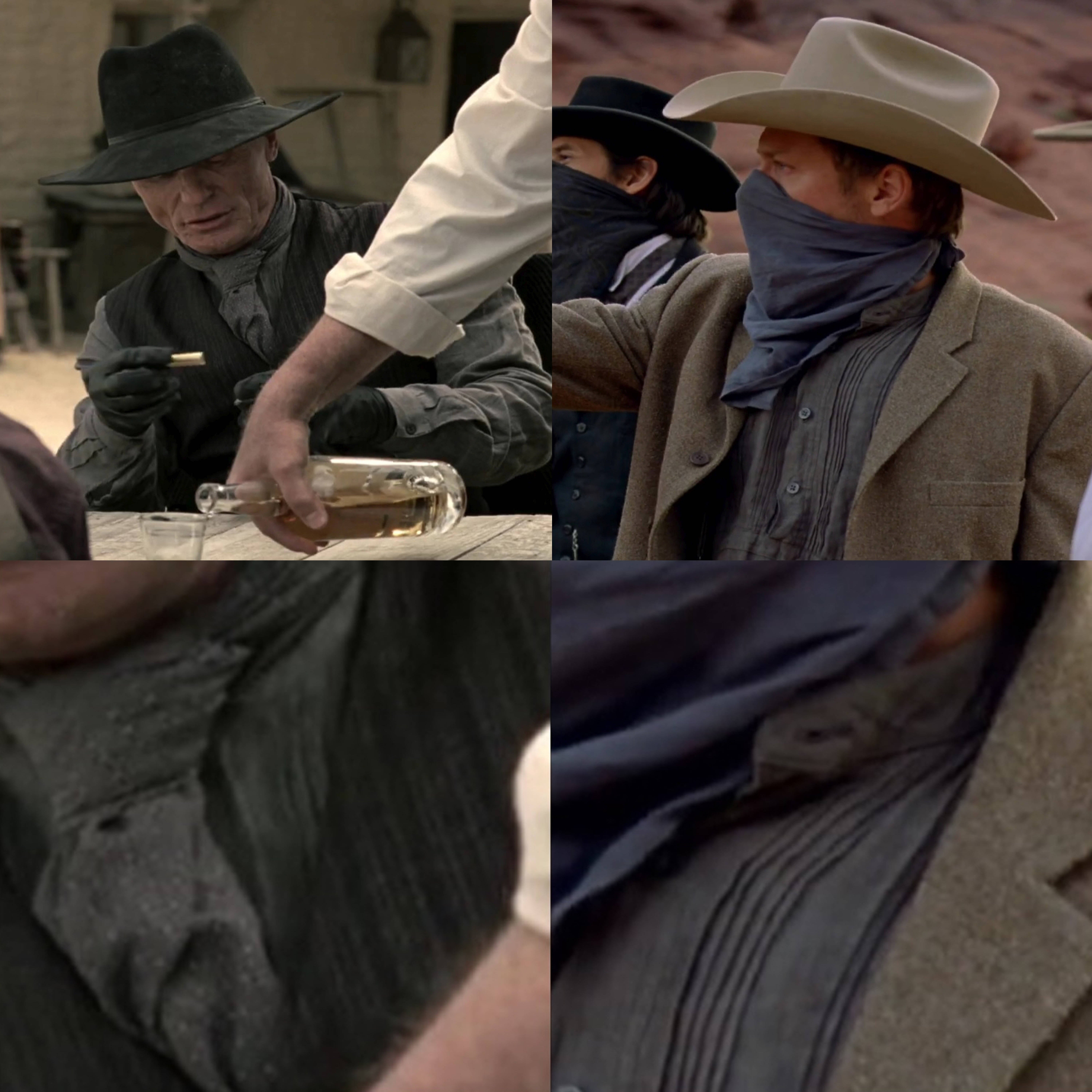 Westworld The Man In Black Is William Based On This Clue