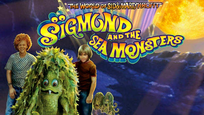 Sid and Marty Krofft's Sigmund and the Sea Monsters Officially Returning on Amazon