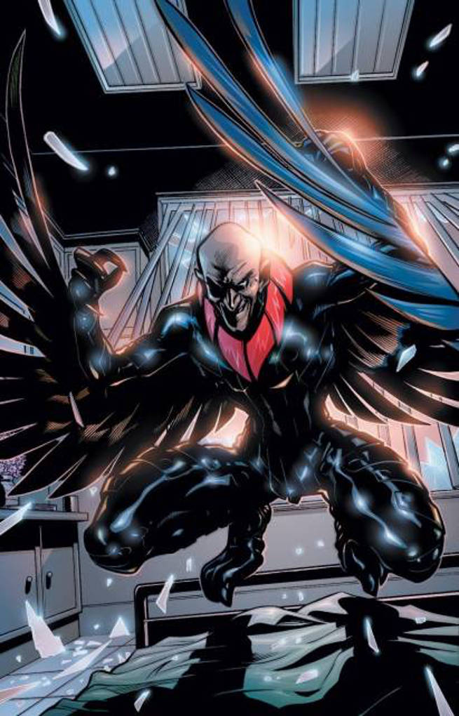 Spider-Man: Homecoming: Michael Keaton's Vulture Costume ...