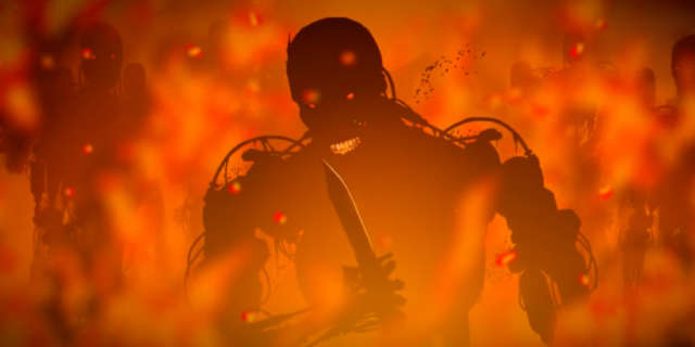 Terminator Extermination Animated Trailer