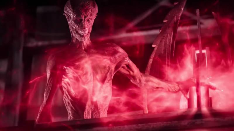 The Flash Invasion Crossover - Dominators Weapon