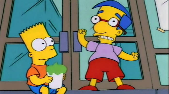 The Simpsons: The Real Story Behind Milhouse's Creation