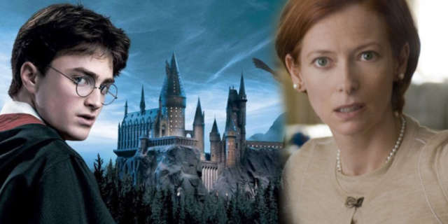 Tilda Swinton Hates Harry Potter Hogwarts