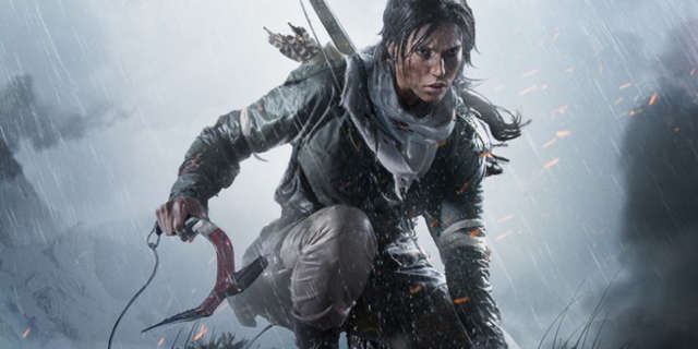 Tomb Raider Movie Reboot Origin Story Richard Croft