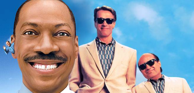 Eddie Murphy Still Involved With Twins Sequel, Triplets