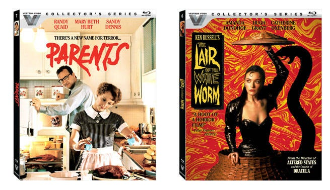 Two More Vestron Horror Classics To Debut on Blu-Ray in January