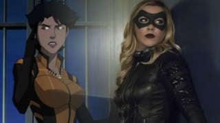 Vixen Black Canary 2