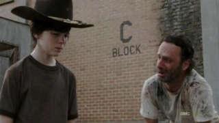 Walking Dead - Rick Carl Meme